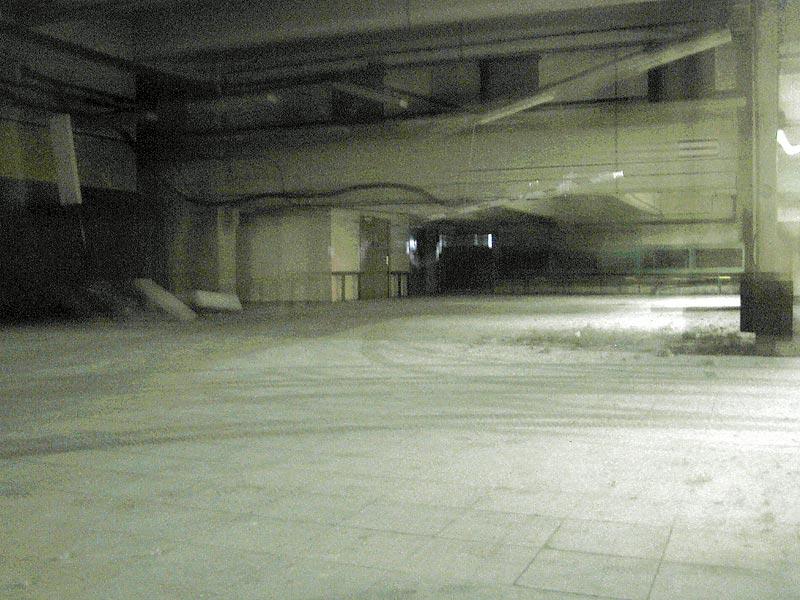 dans les sous-sols du tri