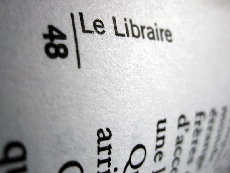 le libraire | régis de sà moreira | au diable vauvert | 2005