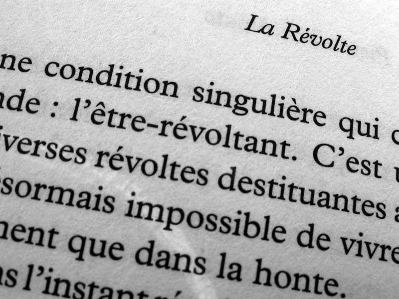 la révolte | pierandrea amato