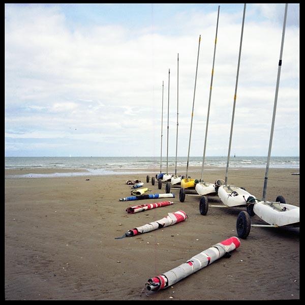 voilier des sables