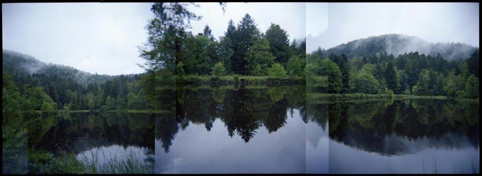 l'étang du petit haut