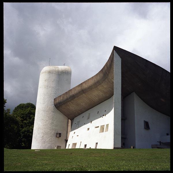 oui, de l'architecture seule - le corbusier