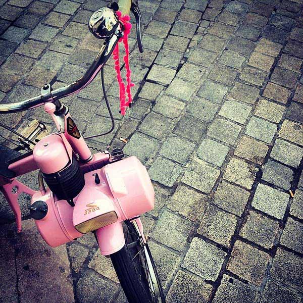 tendance pink