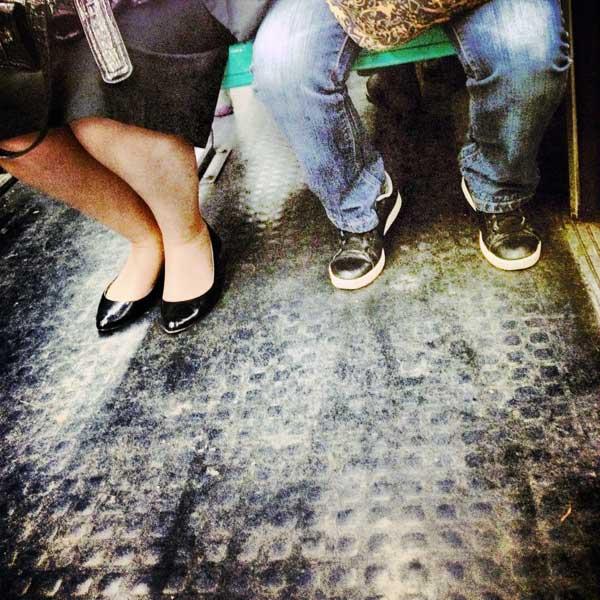 shoes métro