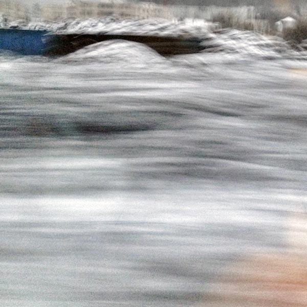 vagues en neige