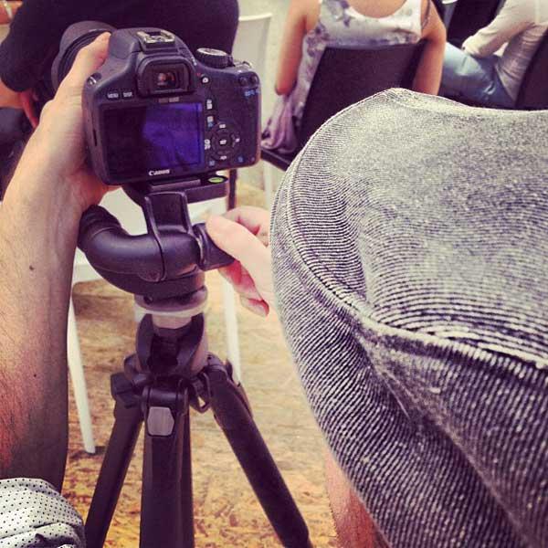 tout le monde est photographe