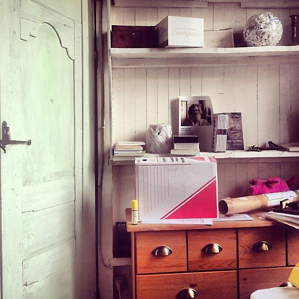 le bureau de Michel