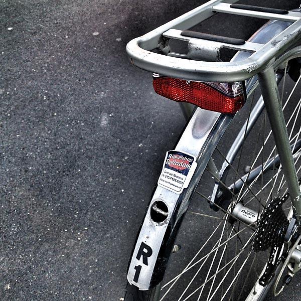 rotterdam à vélo