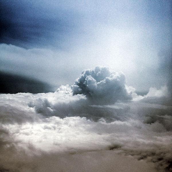 écumes d'un nuage