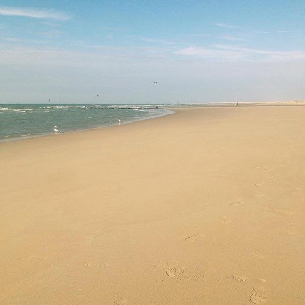 la mer, la revoilà