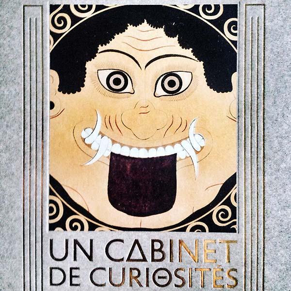 un cabinet de curiosités