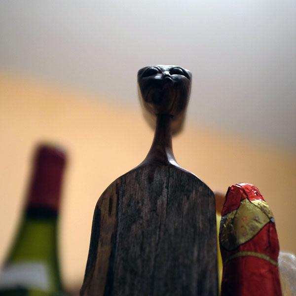 statuette de mabanda