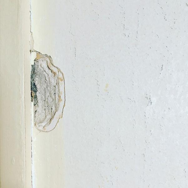 l'origine du mur