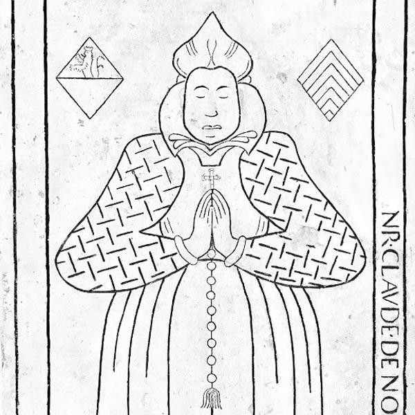 stèle lorraine #1