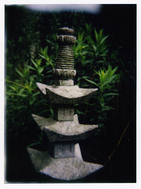pagode japonaise pour jardin
