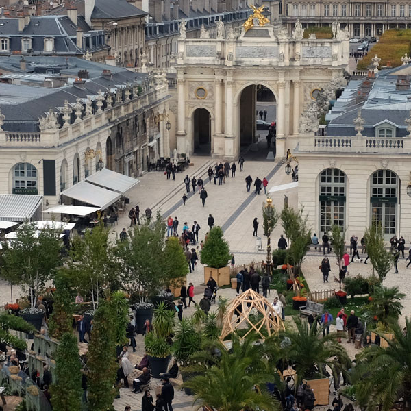 centre - place stanislas
