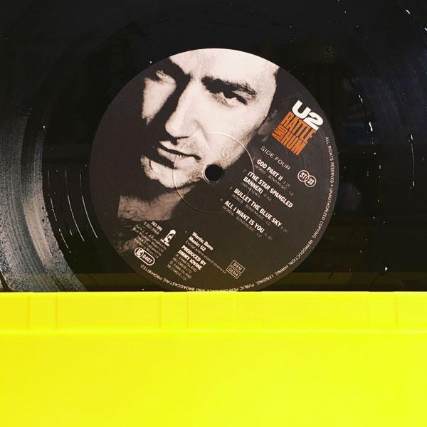 u2 - rattle and hum - 1988